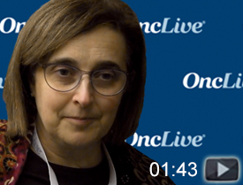 Dr. George Discusses Need for Biomarkers in Uterine Leiomyosarcoma