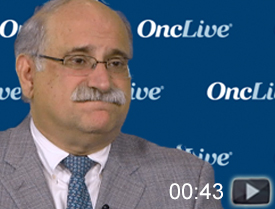 Dr. Gomella on Enzalutamide in Prostate Cancer