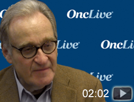 Dr. Gordon Discusses Use of Checkpoint Inhibitors in Hodgkin Lymphoma