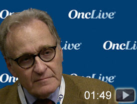 Dr. Gordon on Clinical Trials in Hodgkin Lymphoma