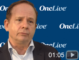 Dr. Goy on Promising Data With Acalabrutinib in MCL
