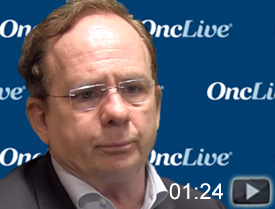 Dr. Goy Discusses Challenges in Treatment of MCL