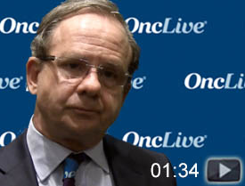 Dr. Goy on the Approval of Pembrolizumab in PMBCL