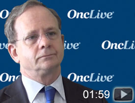 Dr. Goy Discusses Ibrutinib With Venetoclax in MCL