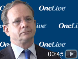 Dr. Goy Compares Acalabrutinib With Ibrutinib in MCL
