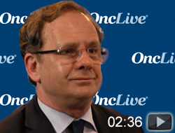 Dr. Andre Goy Explains Marginal Zone Lymphoma