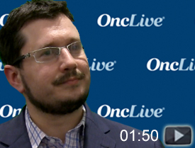 Dr. Grivas on Checkpoint Inhibitors in Localized Bladder Cancer