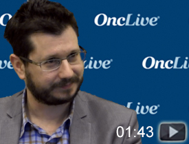 Dr. Grivas on Unmet Needs in Advanced Urothelial Cancer