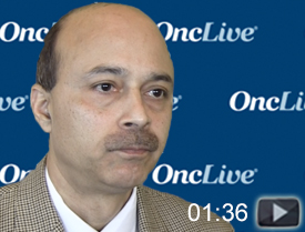 Dr. Sonpavde on the Next Steps for Atezolizumab in Urothelial Carcinoma