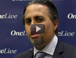 Dr. Omid Hamid on Vemurafenib and Atezolizumab in Melanoma