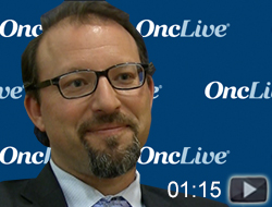 Dr. Hamlin on Results of Cerdulatinib in CLL, Follicular Lymphoma and T-Cell Lymphoma