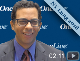 Dr. Hanna on Consolidation Immunotherapy in Stage III NSCLC
