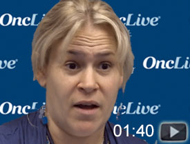 Dr. Hardesty on Bevacizumab/PARP Inhibitor Combination in Ovarian Cancer
