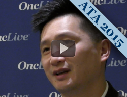 Dr. Stephen Huang on Challenges in Pediatric Thyroid Cancer