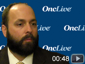 Dr. Heinzerling on Stage III Treatment of NSCLC