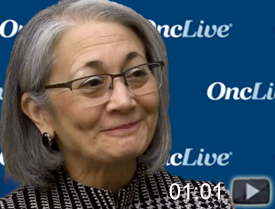 Dr. Higano on Role of PARP Inhibitors in Prostate Cancer