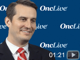 Dr. Hill Discusses Biomarker Research in MCL