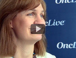 Dr. Halle Moore Discusses Results of the Phase III POEMS Study in Breast Cancer