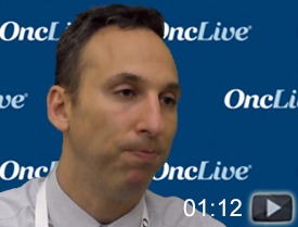 Dr. Hoffman Discusses Challenges in Relapsed/Refractory Myeloma