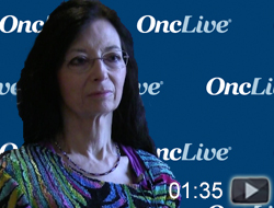 Dr. Holmes on Neoadjuvant Endocrine Therapy in Breast Cancer