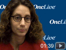 Dr. Holstein Discusses Role of Melflufen in Myeloma