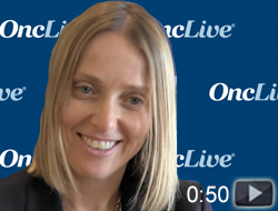 Dr. Leora Horn on Toxicities With Immunotherapy in Lung Cancer