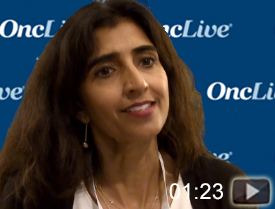 Dr. Iqbal on HER2-Driven Gastric Cancer