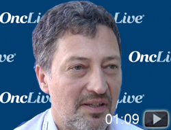 Dr. Igor Aurer on Novel Treatments on the Horizon in Hodgkin Lymphoma