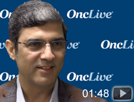 Dr. Jahanzeb on Immunotherapy in Elderly Patients With NSCLC