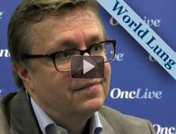 Dr. Jänne on Biomarker Results From a Study of AZD9291