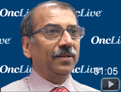 Dr. Sundar Jagannath on Three-Drug Regimen for Newly Diagnosed Multiple Myeloma
