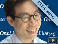 Dr. Jae Park on Impact of Disease Burden on CAR T-Cells in Relapsed B-ALL