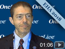 Dr. Cortes on the Results of Quizartinib in Relapsed/Refractory AML