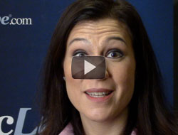 Dr. Bendell on a Study of Onartuzumab Plus Bevacizumab for mCRC