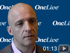 Dr. Jonasch on Single-Agent Pembrolizumab in Non-Clear Cell RCC