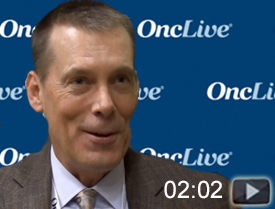 Dr. Kahl on Considerations for Treatment Strategies in CLL