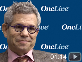 Dr. Kaplan Discusses Combinations With Rituximab for MCL