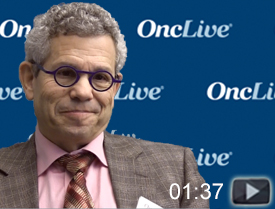 Dr. Kaplan Discusses Rituximab Maintenance in MCL