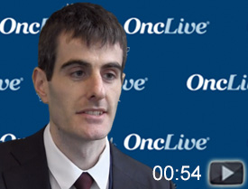Dr. Karasic on Palbociclib in Esophageal and Gastric Cancer