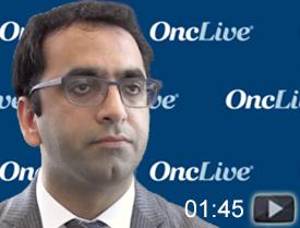 Dr. Kasi Discusses Role of Liquid Biopsies in CRC