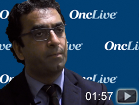 Dr. Kasi on Role of Immunotherapy in mCRC