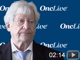 Dr. Kay Discusses Combination Strategies in CLL