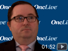 Dr. Kelly Discusses the Treatment of Patients With ALK+ NSCLC