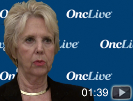 Dr. Kemeny on Liver-Directed Therapy for Metastatic CRC