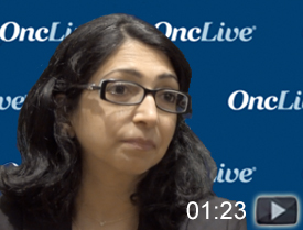 Dr. Khan Discusses Sequencing Strategies in Advanced HCC