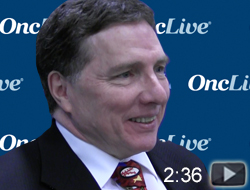 Dr. Mark W. Kieran on Dabrafenib in Pediatric Patients with BRAF V600-Mutant Disease