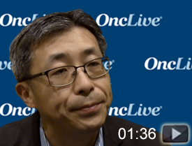 Dr. Kim on the Potential of Ramucirumab in Advanced HCC