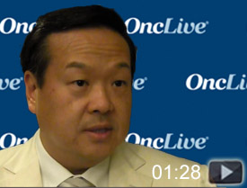 Dr. Kim on the Importance of Biomarker Testing for Lung Cancer