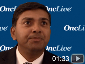 Dr. Konduri on Sequencing Therapy in EGFR+ NSCLC