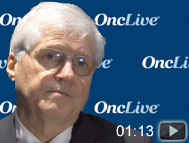 Dr. Kris Discusses Role of Antiangiogenesis in Lung Cancer